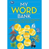 My Word Bank: Your Own Personal Dictionary