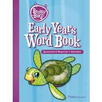 Brainy Bug Early Years Word Book (Queensland Beginner's Alphabet)