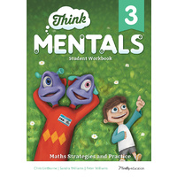 Think Mentals 3 Student Workbook