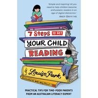 7 Steps to Get Your Child Reading