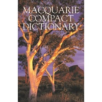 Macquarie Compact Dictionary: Eighth Edition