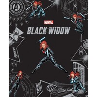 Black Widow (Marvel: Legends Collection #1)