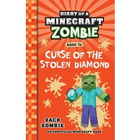 Diary of a Minecraft Zombie #26: Curse of the Stolen Diamond