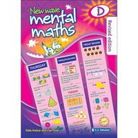 New Wave Mental Maths D - Yr 4 Workbook