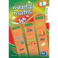 New Wave Mental Maths E - Yr 5 Workbook