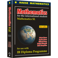 Mathematics SL (3rd edition)