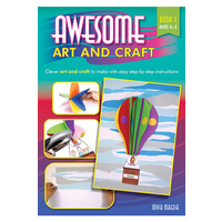 Awesome art and craft Book 1