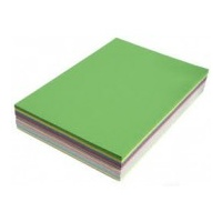 A4 Trophee Board 160Gsm Assorted Pkt50