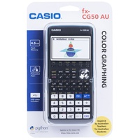 Casio Colour Graphic Calculator Scientific FXCG50AU