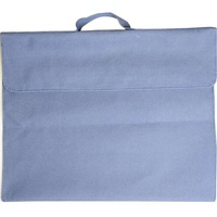 Library Bag - Polyester 600D - Blue