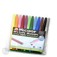 Safety Markers, Wallet 12  Micador